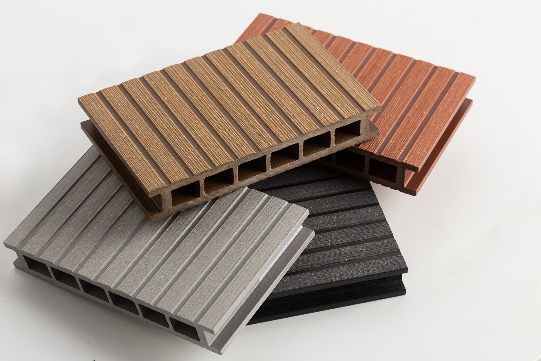 Mounting of the terrace board. Material specifications
